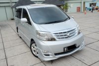 Toyota: 2006 Toyata alphard ASG 2.4 barang antik jarang ada cash 180jt nego (1f0522ee-51da-49a7-a68c-e85cde101935.JPG)