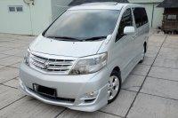 Toyota: 2006 Toyata alphard ASG 2.4 barang antik jarang ada cash 180jt nego (807619c6-4896-4517-9fc4-db26abf0f6ed.JPG)