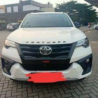 Jual Toyota: Fortuner VRZ TRD Sportivo Luxury