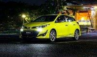 Jual Promo Toyota Yaris dp 15jt mantapp
