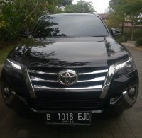 Toyota: Dijual Fortuner VRZ Diesel AT 2017 Original