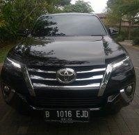 Toyota: Dijual Fortuner VRZ Diesel AT 2017 Original,Pajak panjang