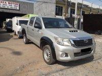 Jual Toyota: Hilux double Cabin Tahun 2012