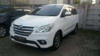 Jual Toyota: Innova G 2.0 MT 2014