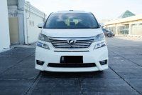 Jual Toyota: 2010 VELLFIRE Z  Premium Sound CBU Antik Good Condition TDP 71jt