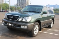 Jual Toyota: Land Cruiser VX 100 LTD 4.7 Hijau 2000