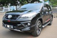 Jual Toyota Fortuner VRZ TRD Hitam 2019
