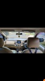 Jual Toyota Kijang Innova 2.5 D AT Hitam