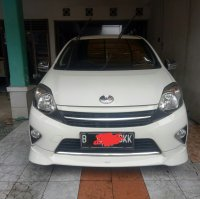 Jual Toyota agya trd 2015 A/T