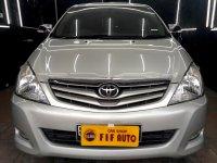 Toyota Kijang innova 2.0 G AT 2011 SIlver