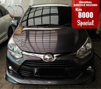 AGYA TRD AUTOMATIC GREY 2018 SPECIAL CONDITION, KM 8000. (Toyota_Agya_TRD_Automatic_Grey_2018_Fix.jpg)