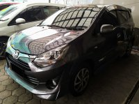Toyota: AGYA TRD AUTOMATIC GREY 2018 SPECIAL CONDITION, KM 8000. (Agya_TRD_Automatic_Grey_2018.jpg)