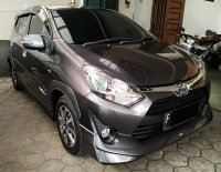 Toyota: AGYA TRD AUTOMATIC GREY 2018 SPECIAL CONDITION, KM 8000. (Agya_TRD_Automatic_Grey_2018_1.jpg)
