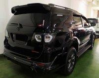 Toyota: FORTUNER TRD DIESEL AUTOMATIC BLACK 20175 SPECIAL CONDITION, KM 68000. (Fortuner_TRD_Diesel_Automatic_Black_2015_2.jpg)