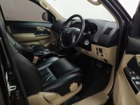 Toyota: FORTUNER TRD DIESEL AUTOMATIC BLACK 20175 SPECIAL CONDITION, KM 68000. (Fortuner_TRD_Diesel_Automatic_Black_2015_5.jpg)