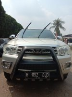 Jual Toyota FORTUNER G 2010, A/T, Diesel, Cash and credit.