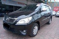 Jual Toyota Kijang Innova G Hitam Tahun 2013