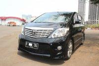 Jual Toyota: Alphard G ATPM Hitam 2010