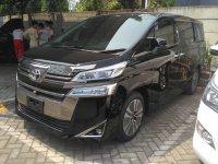 Toyota: VELLFIRE 2.5 G A/T Cash/Credit Proses Cepat dan Aman (IMG_20190923_095420.jpg)
