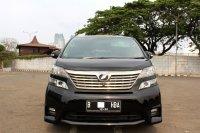 Jual Toyota: Vellfire Z Premium Sound AT Hitam 2010