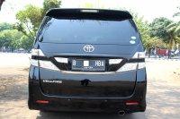 Toyota: Vellfire Z Premium Sound AT Hitam 2010 (IMG_8094.JPG)