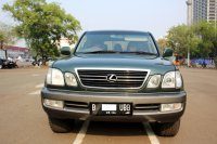 Jual Toyota Land Cruiser: Labnd Cluiser VX 100 LTD 4.7 Hijau 2000 Cool Box Electrix seat