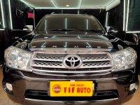 Toyota Fortuner 2.7 G Luxury AT 2008 Hitam