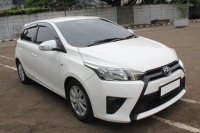 Toyota: Yaris E AT Putih 2016 - Good Condition