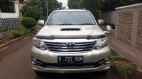 Jual Toyota Fortuner G VNT TRD 2.5cc Diesel Automatic Th.2013