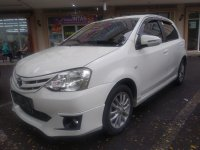 Jual Toyota Etios G 2013 Manual