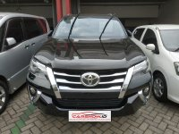 Jual TOYOTA FORTUNER ALL NEW 4X2 VRZ AT 2017 BERGARANSI