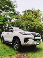 Jual Toyota Fortuner VRZ 2.4 AT Triptonic 2016 Putih -Tangan 1 Lgsg Pemilik