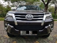 Jual Toyota: Fortuner VRZ AT Coklat 2016