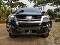 Jual Toyota: Fortuner VRZ AT Hitam 2016