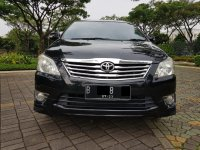 Jual Toyota: Grand Innova 2.0 V Luxury AT Hitam 2013