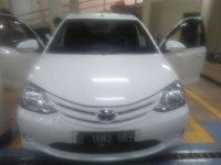 Jual Toyota: Etios Valco 1.2 Tahun 2013 Bukan Bekas Banjir