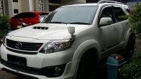 Jual Toyota: FORTUNER TRD SPORT 2.5G 2015 Akhir