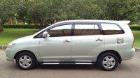 Toyota: Kijang Innova Matic Type G Hijau Metalic (Kiri.jpg)