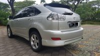 Jual TOYOTA HARRIER L PREMIUM 3.0G AT SILVER 2007