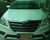 Jual 2013 Toyota Kijang Innova 2.0 G AT Bensin Low KM