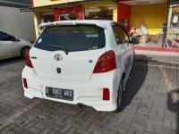 Toyota: yaris 2013 matic, mulus, tgn ke pertama, ex wanita (tampak belakang.jpg)