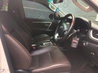 Jual Toyota Fortuner VRZ 2017 Istimewa