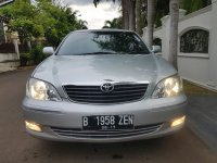 Jual Toyota Camry 2.4 G 2002 At Silver (Ebony Mobilindo)