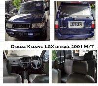Toyota: Dijual Kijang LGX diesel 2001