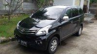 Toyota: Jual cepat New Avanza 1.3 G 2012/2013 Manual.warna Hitam metalik