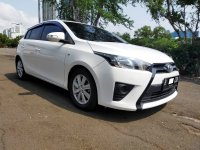 Jual Toyota: YARIS E AT PUTIH 2016