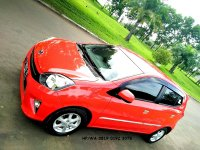 Jual Toyota AGYA G-Automatic th 2015 Merah spt Baru