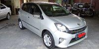 Toyota: Dijual Agya tipe G M/T tahun 2016