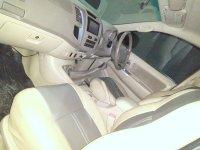 Jual Toyota Fortuner G 2,5 Diesel 2008 sangat terawat istimewa