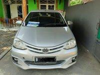 Jual Toyota Etios V MT 2013
